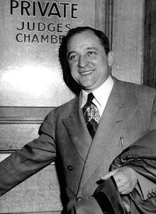 Matt Cvetic circa 1950