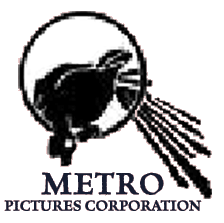 Metro logo ca. 1921