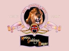 MGM trademark logo