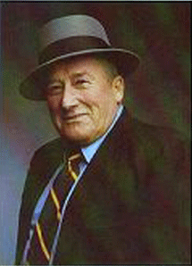 Mickey Spillane circa 1989