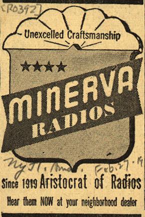 Minerva_Radios