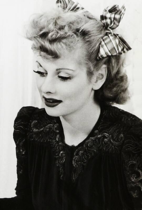 Miss Lucille Ball - 1942