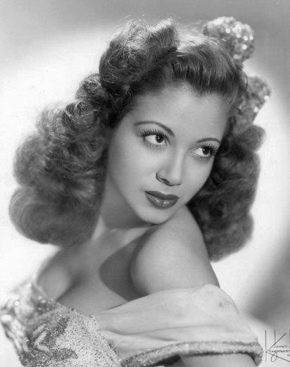 Monica Lewis (May Lewis) Actress and singer