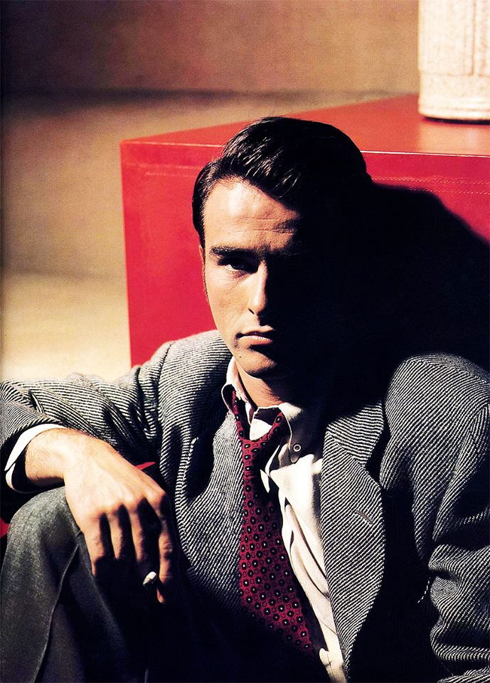 Actor Montgomery Clift