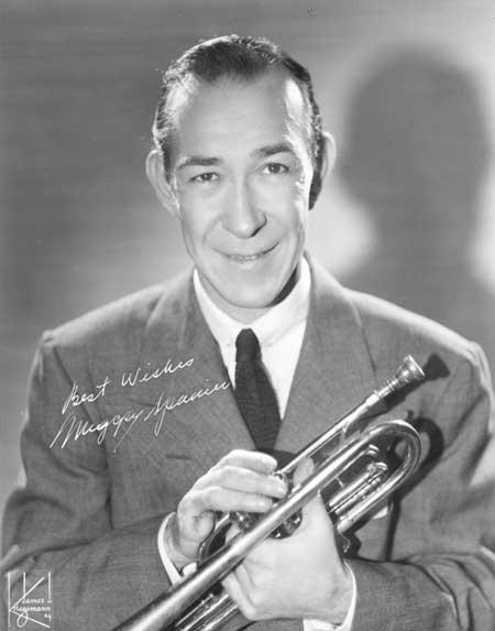 Muggsy Spanier cornet