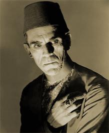 Boris Karloff as ImHoTep in The Mummy (1934)