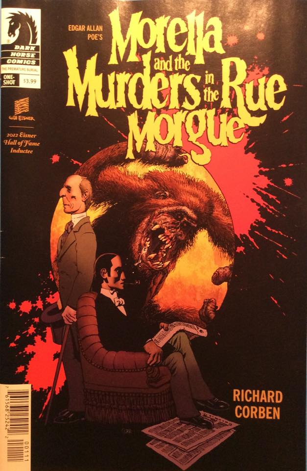 murders in the rue morgue