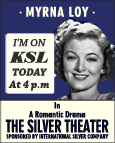 The Silver Theater Spot Ads proliferated in Newspapers throughout America from 1938 to 1945