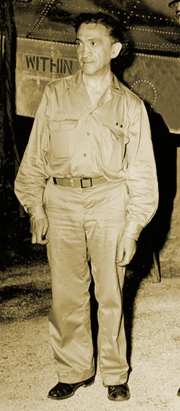 New York Times Science Correspondent William Laurence was attached to the Manhattan project as their science correspondent