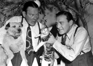The Punch and Benny Show: Love Thy Neighbor (1940)