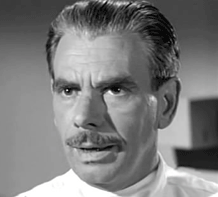 Nelson Olmsted circa 1961 as Dr. Lewis in Perry Mason.