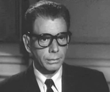 Nelson Olmsted as Cartman Jasper from the Perry Mason Television series