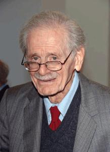Norman Corwin, ca. 2005