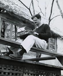 Norman Corwin at his creative best, ca. 1944