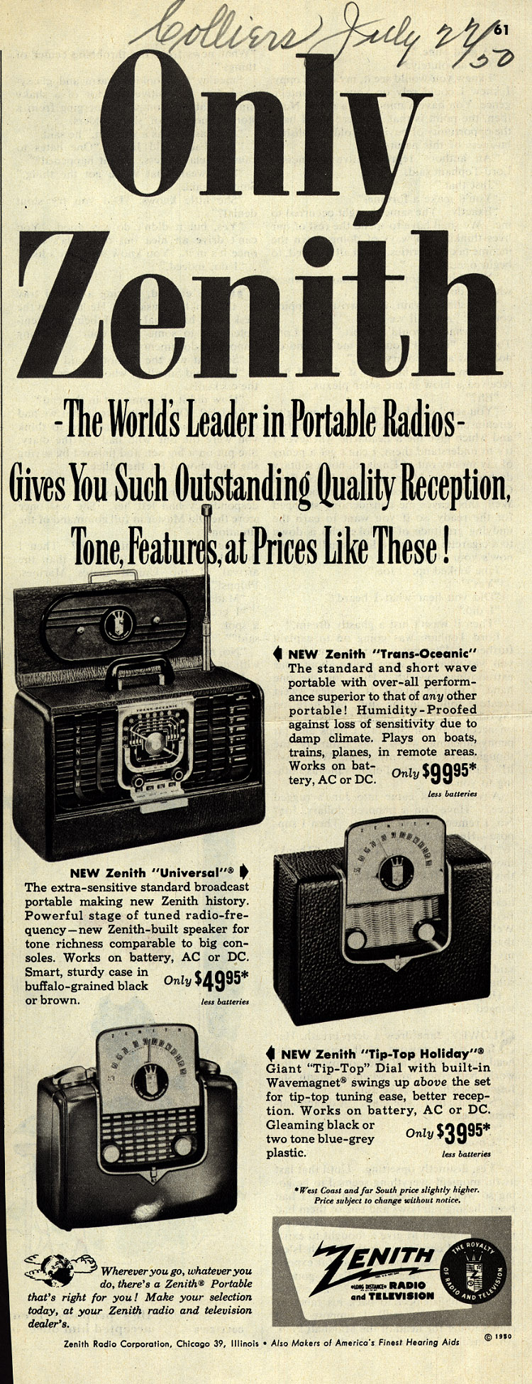 Only_Zenith-The_Worlds_Leader_in_Portable_Radios-