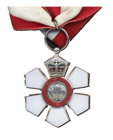 Cronyn received The Order of Canada, O.C. in 1988
