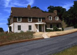 The Blandings House as it appears in 2009