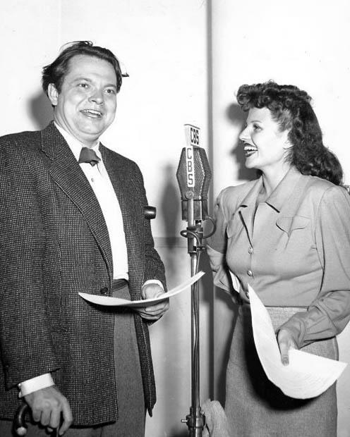 Orson Welles e Rita Hayworth