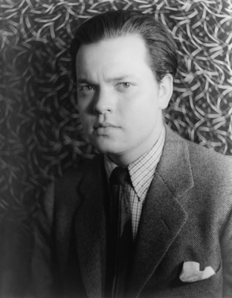 Orson Welles producer-director-writer