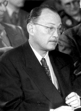 Owen Lattimore as Commentator Director of the School Of International Relations at Johns Hopkins University