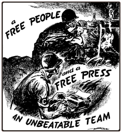 The Soldiers of The Press Radio Program