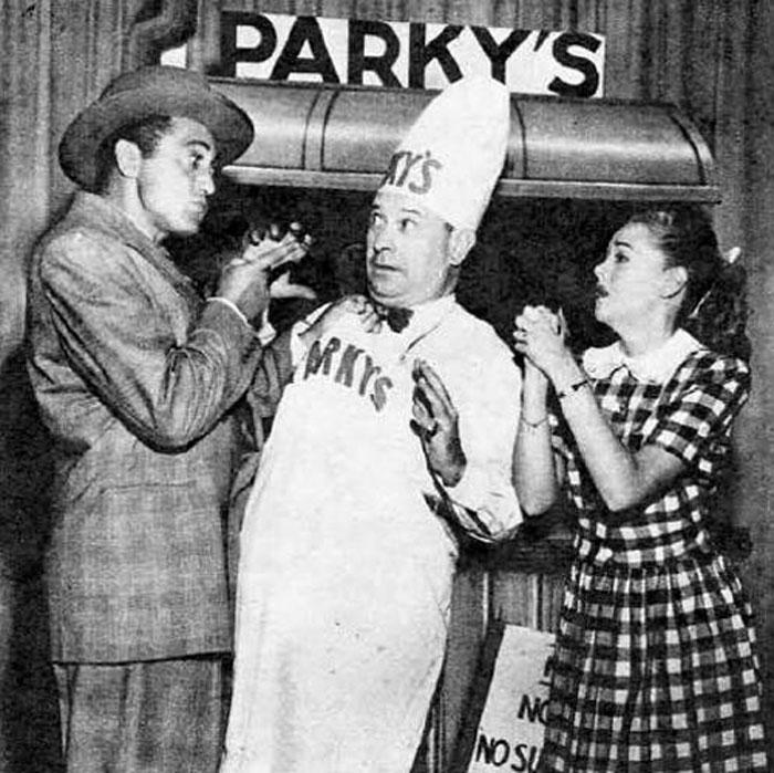 MEET ME AT PARKY'S