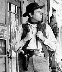 Parley Baer as Chester Wesley Proudfoot from Radio's Gunsmoke, ca. 1953