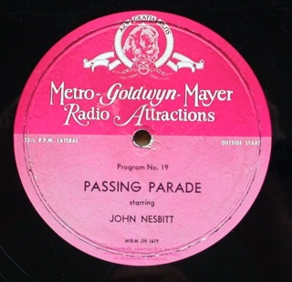 Passing Parade