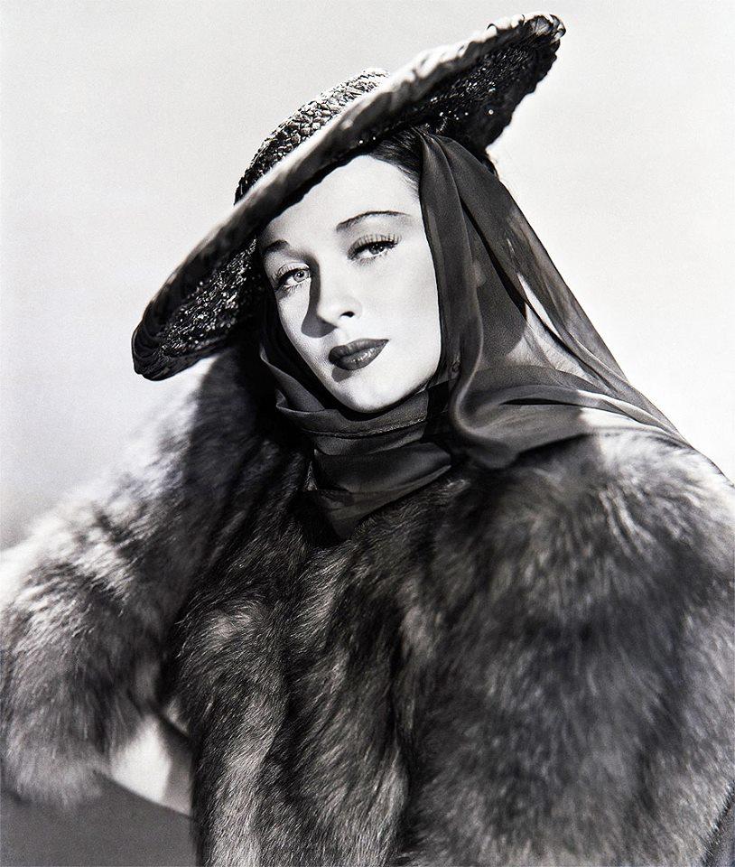 Actress Patricia Morison