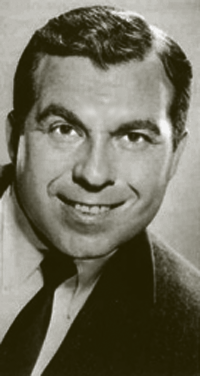 Paul Frees, ca. 1952