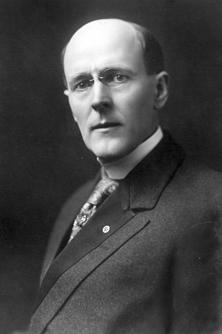 Rotary founder Paul Harris, circa 1905