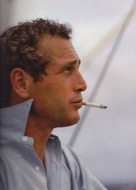 Writer Paul Newman