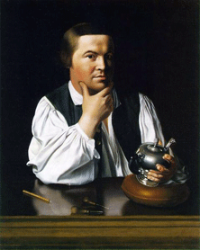 The revised format of Destination Freedom found the 'Spirit of Paul Revere' returning to remind 1950 America to remember the lessons, writers and orators throughout world history to remain vigilant in the defense of freedom