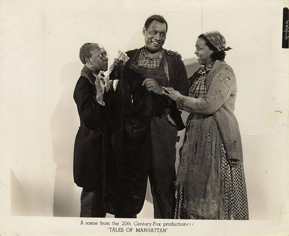 Tales of Manhattan 1942 Directed by Julien Duvivier