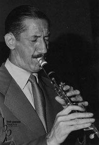 Pee Wee Russell clarinet