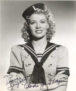 Penny Singleton as Blondie