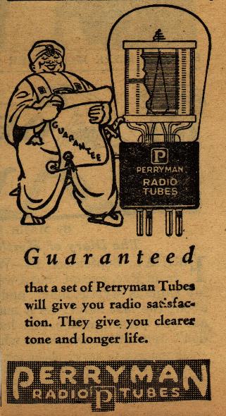 Perryman_Radio_Tubes_Guaranteed