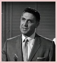 Peter Leeds, ca. 1962