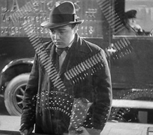 Peter Lorre in Fritz Lang's classic psychological thriller, M (1931)