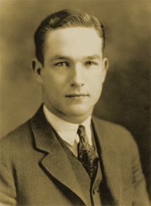 Phillips H Lord circa 1923