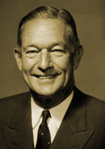 Phillips H Lord circa 1955