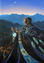Star Boy traced the Blackfoot/Sioux legend that comprises those Nations' equivalent of the Christian Nativity and Easter tales.