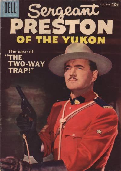 The title changed from Challenge of the Yukon to Sergeant Preston of the Yukon in November 1951, and remained under that name through the end of the series and into television. The program was an adventure series about Sergeant William Preston of the North-West Mounted Police and his lead sled dog,