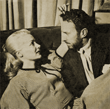 June Havoc and husband William Spier circa 1948