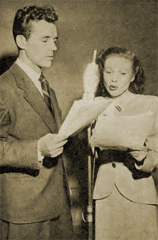 The cast held dress rehearsals for the 1949 run on Sundays at noon.