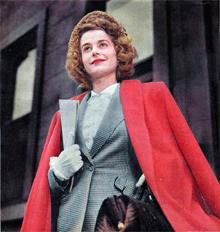 Gertrude Warner as Joyce Jordan M.D. circa 1948