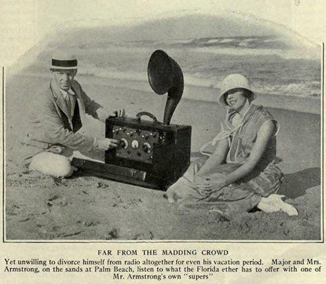 Radio Broadcast 1926
