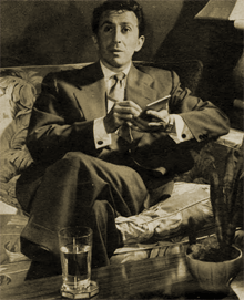 George Petrie circa 1947