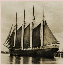 Lord's beloved schooner, Georgette