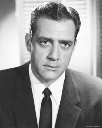 Raymond Burr as Ed Backstrand